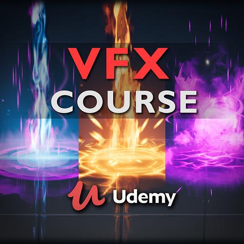 UE4_VFXGames_Course_SquareThumbnail_v2