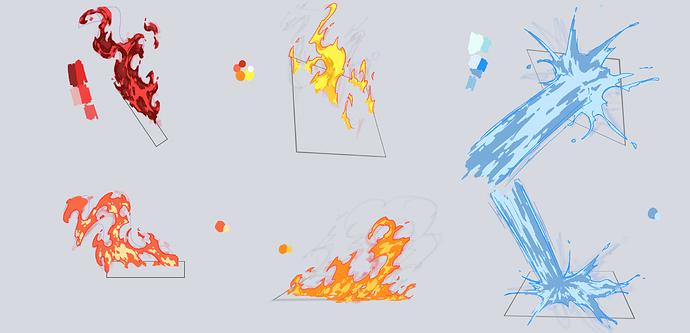 7.14 flames and splash 2