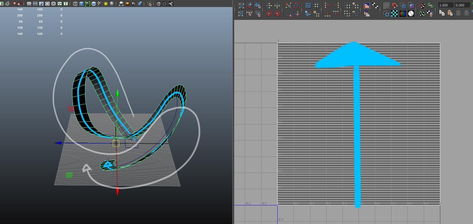 VFX Basics - Mesh Soulercoasters - Real Time VFX