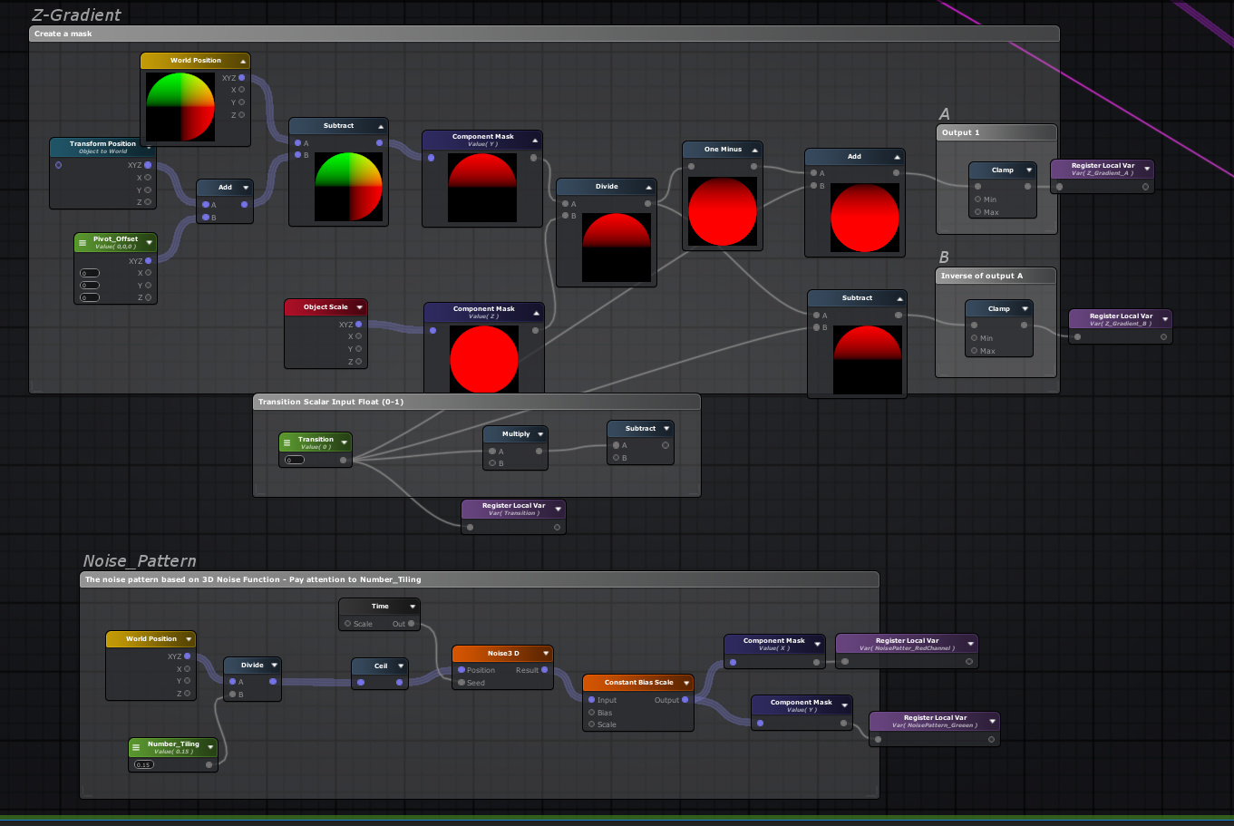 UE4 to Shaderforge question - Real Time VFX