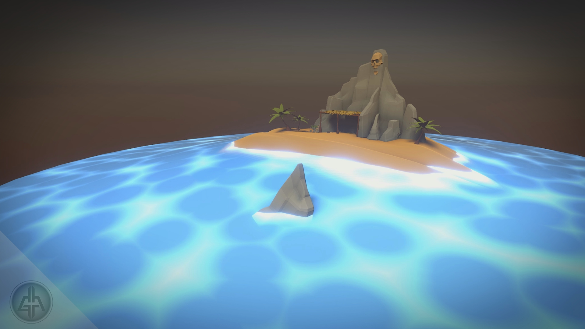 Stylized Water with Foam in Shader Graph - Real Time VFX