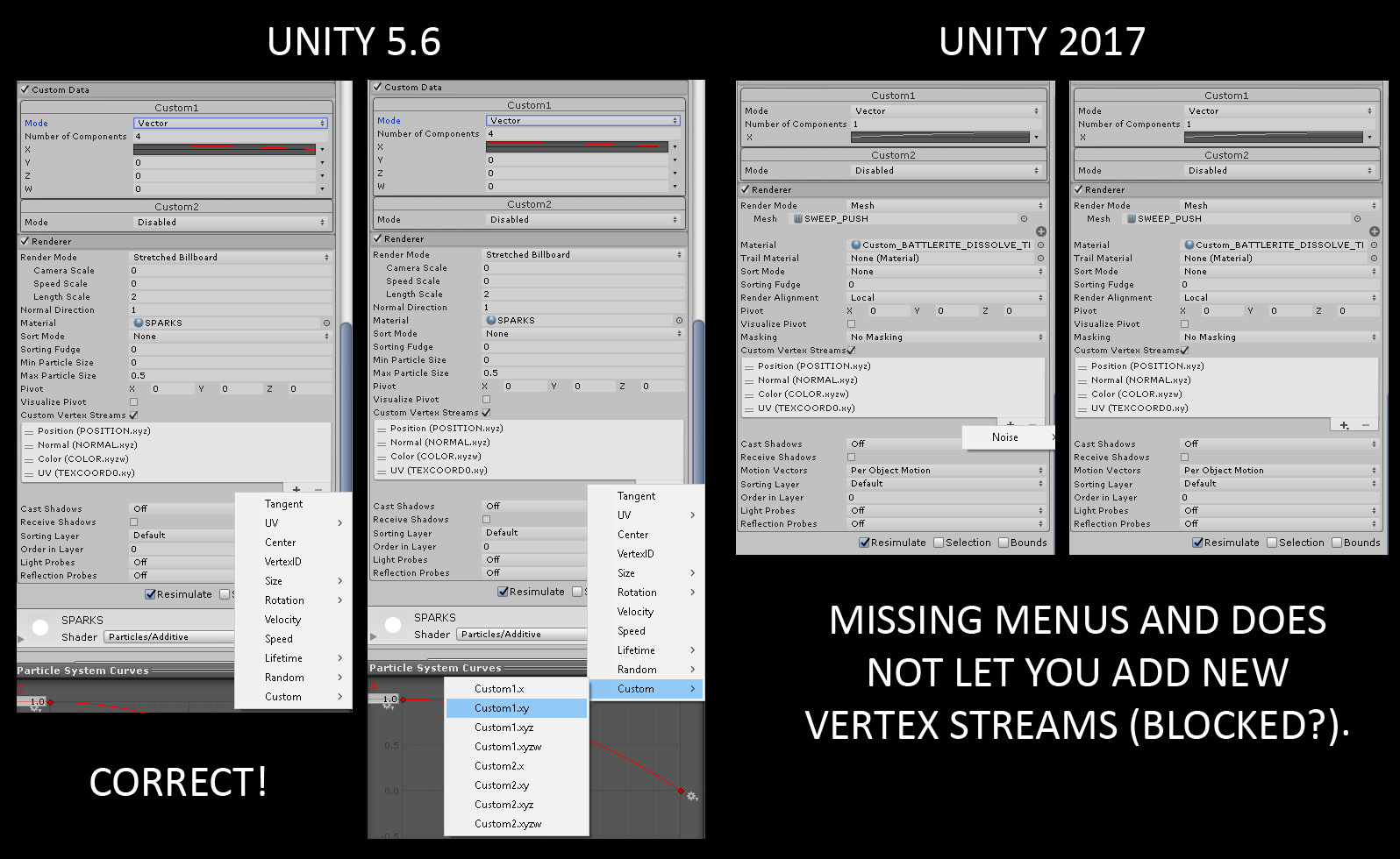 Unity [Particle] Alpha Dissolve? [[ShaderForge]] - Real Time VFX