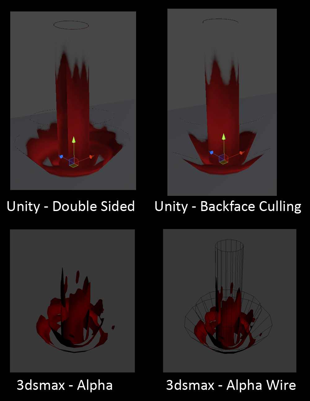 Unity (5 6 3) - Transparency Depth Sorting in Shader Forge