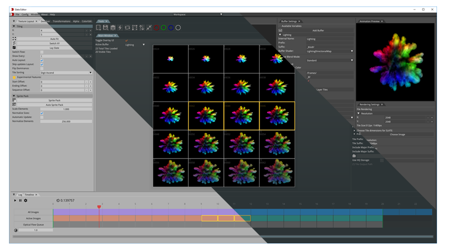 Slate Editor - 1 75 Update & Free for individuals! - Real Time VFX